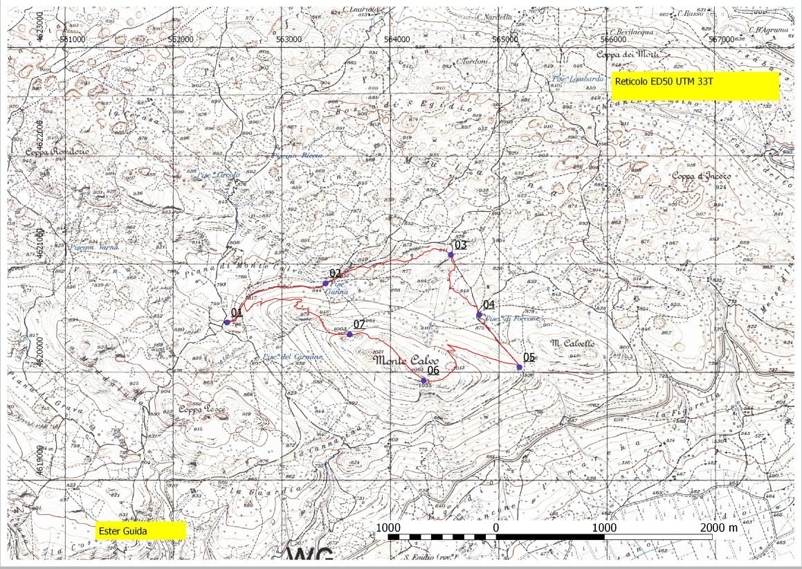 Cartina Igm Puglia.Cartografia